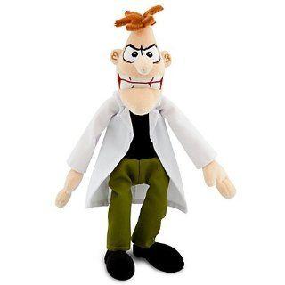 Disney Phineas und Ferb   Dr. Doofenshmirtz Plüsch Puppe