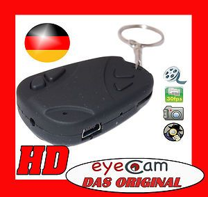 Mini Kamera DV Car Key Spion Spy Cam Bild Helmkamera, spycam, eyeCam
