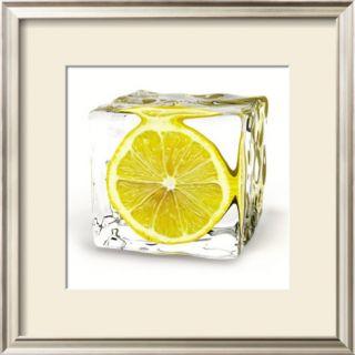 Iced Lemon Prins