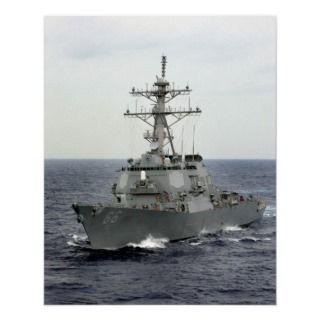 USS Gonzalez (DDG 66) Print