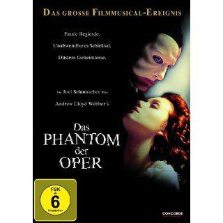 Das Phantom der Oper Gerard Butler, Emmy Rossum, Patrick