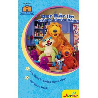 Der Bär im großen blauen Haus   Folge 7 [VHS] Peter Lurye, Hugh