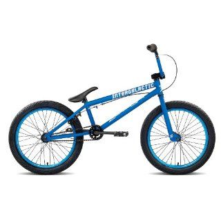20 Black Eye Bmx Bike Intergalatic 11,88kg Sport