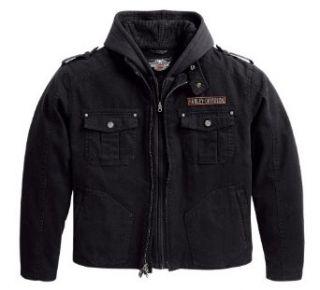 Harley Davidson Jacke Road Warrior 3 in 1 98424 09VM Herren Outerwear