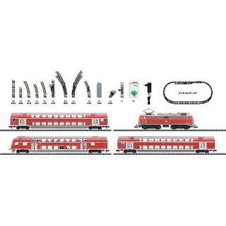 Trix 11490   Startpackung mit Lokomotive, BR 110, Deutschen Bundesbahn