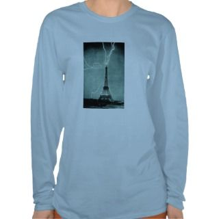 Eiffel Tower Paris Tshirt