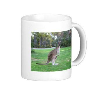 Kangaroo and Joey Mug