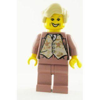 LEGO Harry Potter Minifigur  Professor Gilderoy Lockhart