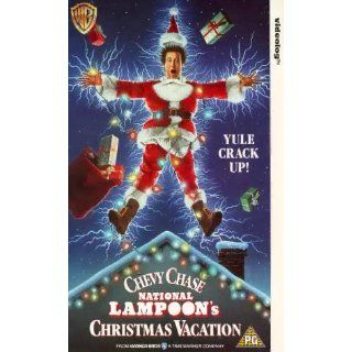 National Lampoons Christmas Vacation VHS UK Import Filme