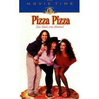 Pizza Pizza   Ein Stück vom Himmel [VHS] Julia Roberts, Annabeth