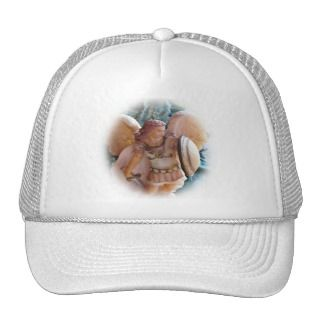 Guardian Angel Cap Trucker Hats