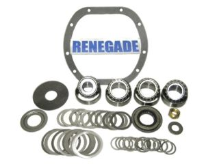 Jeep Wrangler Grand Cherokee + CJ Differential Lager Reparaturs atz