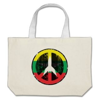 Peace In Myanmar Canvas Bag