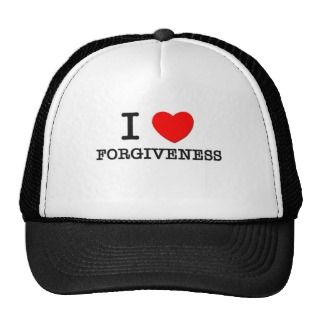 Love Forgiveness Hats