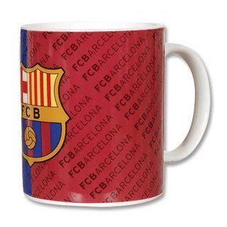 Barcelona FC Barca Fußball Mug Coffee Mug Tasse Becher Pott Kaffee