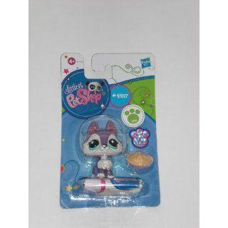 Littlest Pet Shop Glitzer Fuchs #2297 Spielzeug