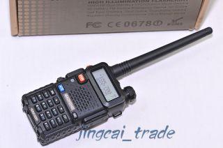 Original BaoFeng UV 5R Dual Band Dual Display 2 way VHF/UHF FM Radio