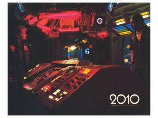 2010 The Year We Make Contact, 1984 Premium Giclee Print