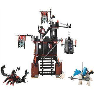 LEGO Knights`Kingdom 8876   Skorpiongefängnis Spielzeug