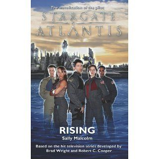 STARGATE ATLANTIS Rising eBook Sally Malcolm Kindle Shop