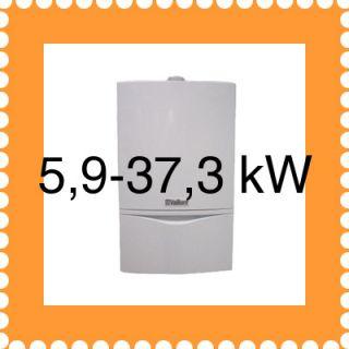 VAILLANT Set ecoTEC VC 356 34 kW Gas Brennwert Therme