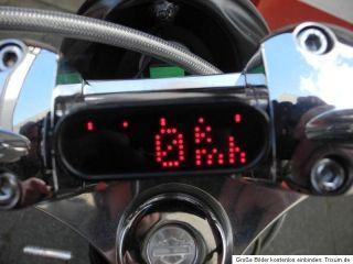 Harley Davidson Sportster Custom Umbau Extrem