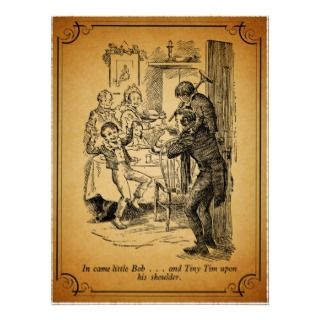 Little Bob & Tiny Tim posters by VintageAppeal