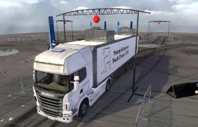 SCANIA Truck Driving Simulator   The Game  Games