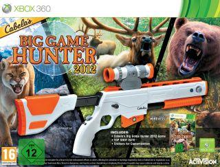 Hunter 2012   inkl. Top Shot Elite Gun Controller  Xbox 360 Spiel