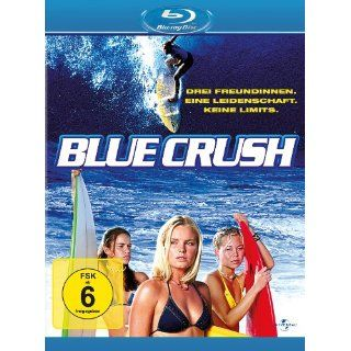 Blue Crush [Blu ray]: Catherine Bosworth, Matthew Davis