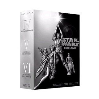 Star Wars Trilogie (4 DVDs) Mark Hamill, Carrie Fisher