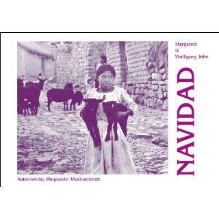 NAVIDAD: Weihnachtslieder aus Südamerika für Chor und Instrumente