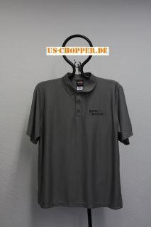 Orig. Harley Davidson T Shirt Polo Shirt Kurzarmshirt