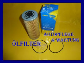 3x Ölfilter Motoren Oil Filter Mercedes Benz LKW UNIMOG MAN F2000 LKW