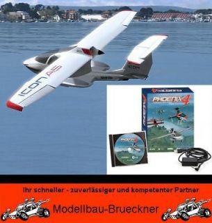 Phoenix V4 V 4.0 Professional R/C Simulator Flugsimulator 3D Spektrum