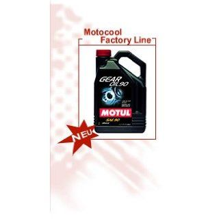 Motul Gear Oil 90 SAE 90 (5L)  316406  Auto