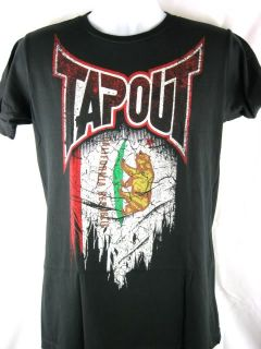 Tapout World Collection California T shirt New