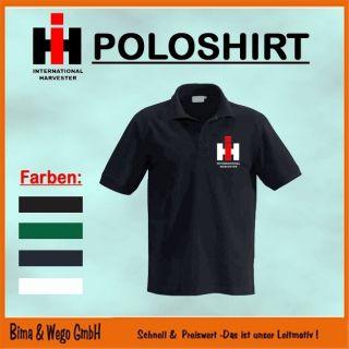 Polo Poloshirt Logoshirt Gr. S   XXL versch. Farben 370
