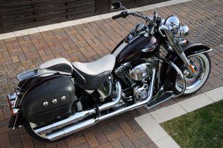 Edle & Elegante Harley Davidson FLSTNI Softail Deluxe 2005