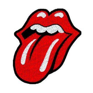 Aufnäher Rolling Stones Logo Sport & Freizeit