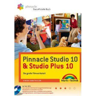 Pinnacle Studio 10 & Studio Plus 10   Die große Filmwerkstatt mit DVD