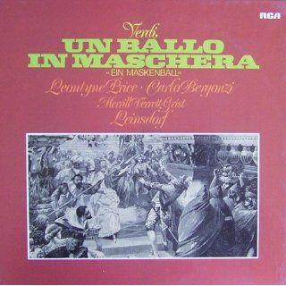 Verdi Un ballo in Maschera Ein Maskenball (Gesamtaufnahme in
