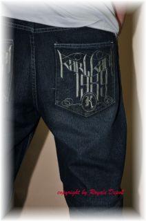 KARL KANI Hose Jeans Baggy kj1061103 242 Gr. 30 32 34 36 38 40 42 44