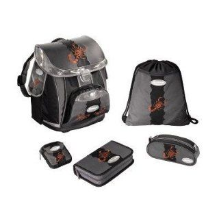 Hama Sammies by Samsonite Premium Schulranzen Set Scorpion mit Turn