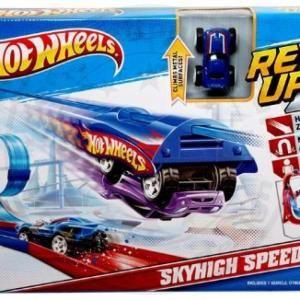 Hot Wheels V2170 Auto Rennbahn Rev UPS Skyhigh Speedway Magnetic