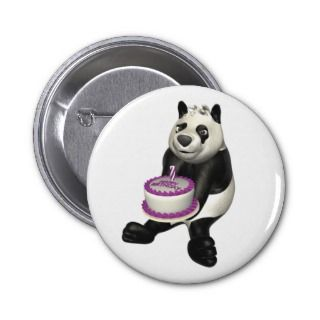 Kids Birthday Party Favors Pins