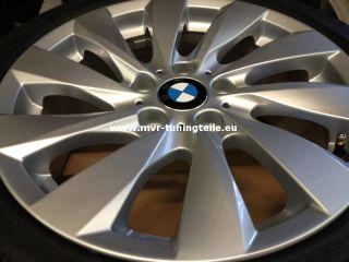 BMW 1er F20 225 45 17 Zoll Alufelgen Winterreifen Winterraeder Dunlop