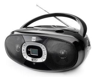 Dual P 390 Portable Boombox (CD Player , Radio UKW, USB