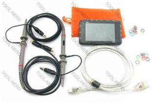 New SainSmart ARM DSO203 Nano Quad 4 Channel Pocket Mini Digital