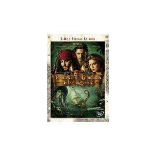 Pirates of the Caribbean   Fluch der Karibik 2 Special Edition, 2 DVDs